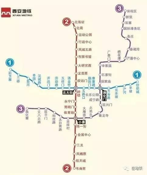 最新版全国各城市地铁线路图 含规划图