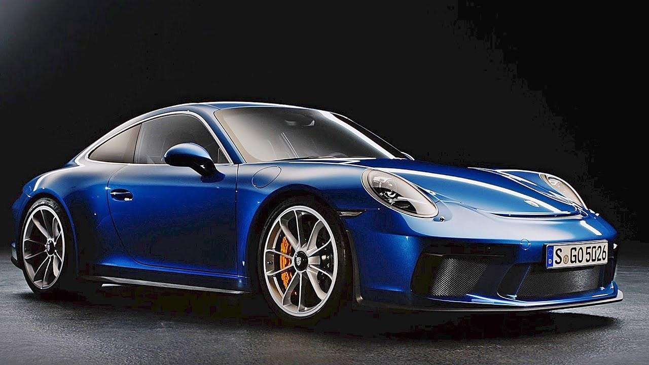 2018款保时捷911 GT3 3.2秒破百