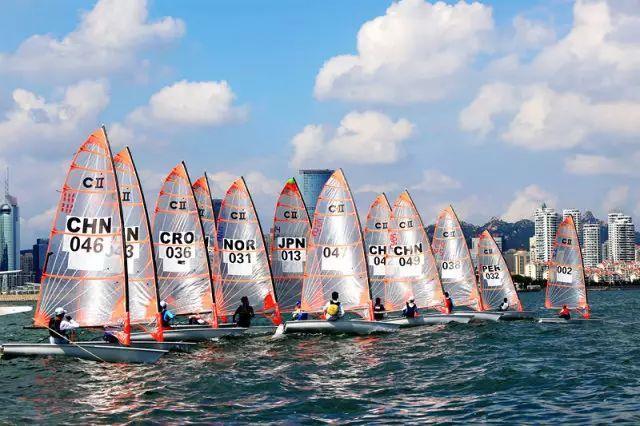 情报站 青岛国际帆船周青岛国际海洋节摄影大赛获奖作品揭晓:《最美图片