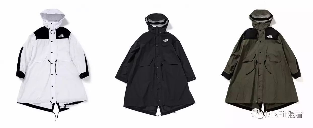 谈资 | 看10位Ins型人如何演绎近期最火单品sacai x TNF Mountain Jacket