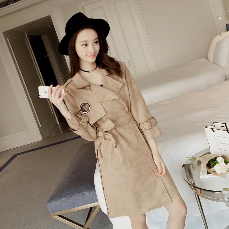 清新浪漫的8款秋季风衣搭配,优雅淑女范尽显!