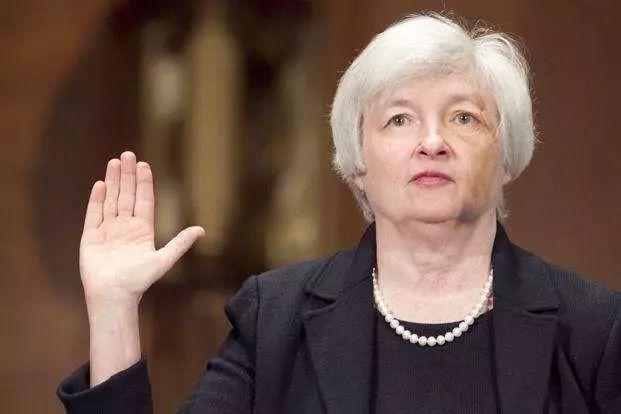 缩表竟相当于三次加息,特朗普不开心甚至想换了耶伦!人民币:正好我想休息下。。。