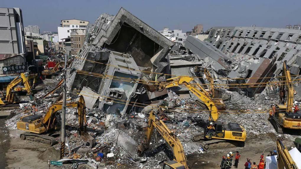 消息丨台湾发生5.5级地震 福州也有震感 你感觉到了没