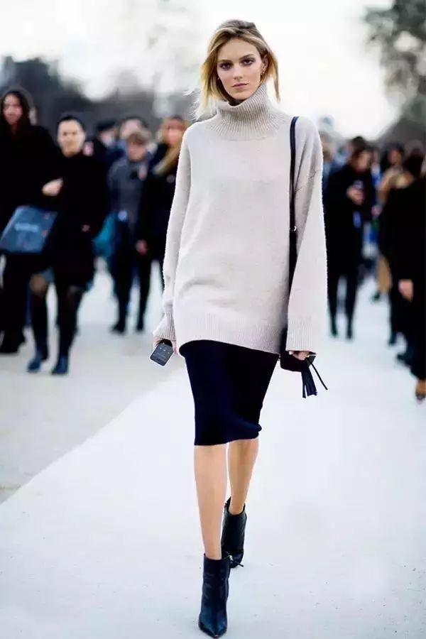 针织衫搭配什么裤子?