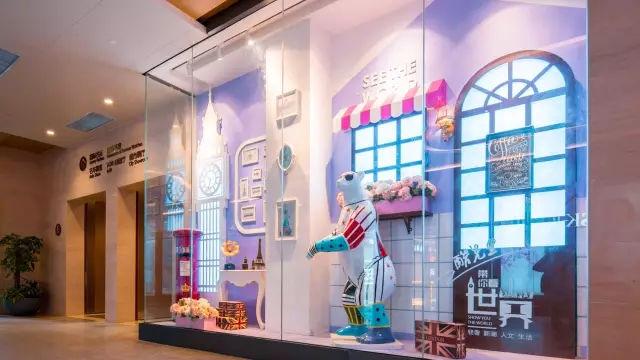 t;方面人气,首次在徐州引入了西贝,鱼娃娃,辛香汇等中外西餐餐饮,四季美容院变脸美食图片