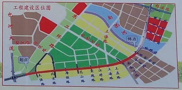 郎溪经济开发区规划图
