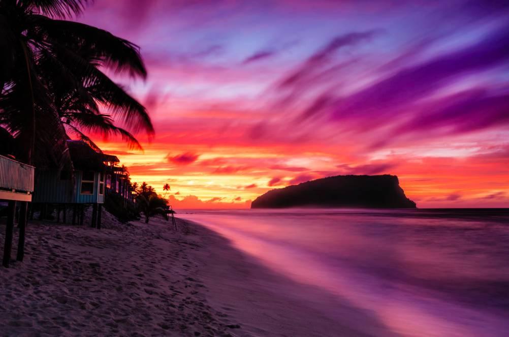 走吧|这个免签海岛,被孤独星球力荐,风景原始物价超低