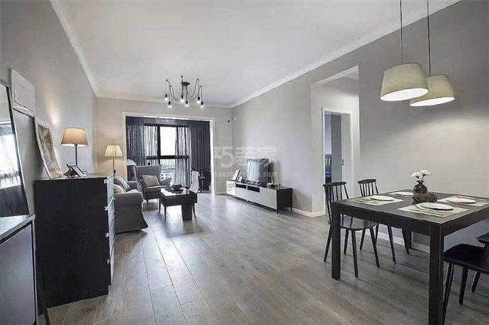 西安80平米房子装修参考报价及风格效果图
