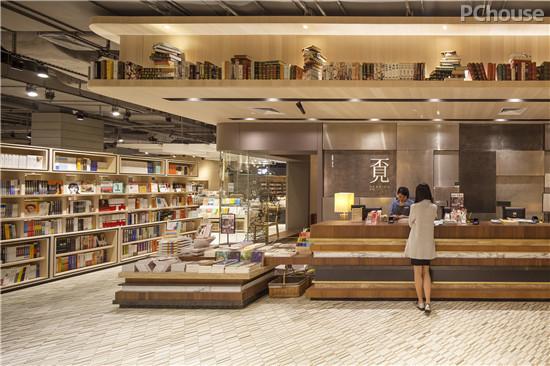 寻觅精神的栖居地 人文气息书店设计图片
