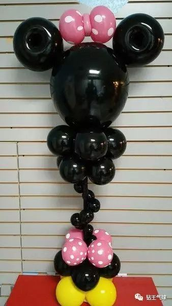 搞笑 正文  215期:长条球编气球立柱,此方法亦可以做花篮编法 返回搜