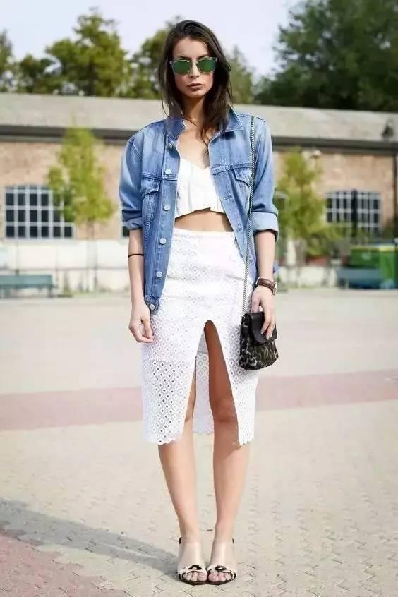 技巧|短腿妹纸要怎么穿才能逆袭?学会这一招就够了!
