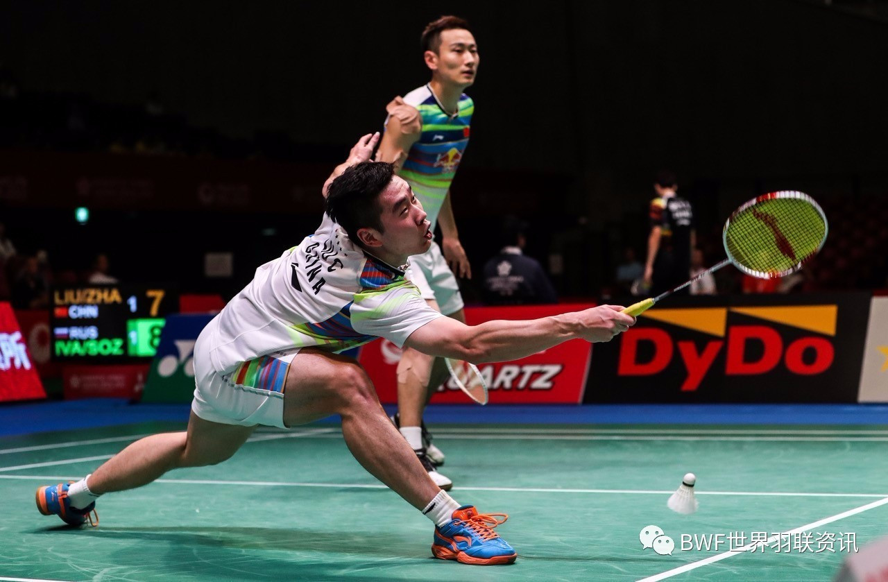 【日本赛】第三日:陈雨菲再爆发!胜因达农进八强 张楠/刘成遭淘汰