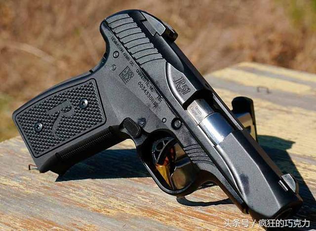 2016年退出的雷明顿枪r51半自动手枪
