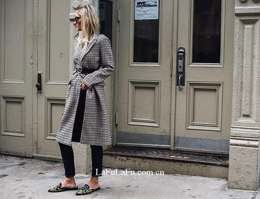 秋季大衣怎么穿,可以这样搭配你的风衣外套