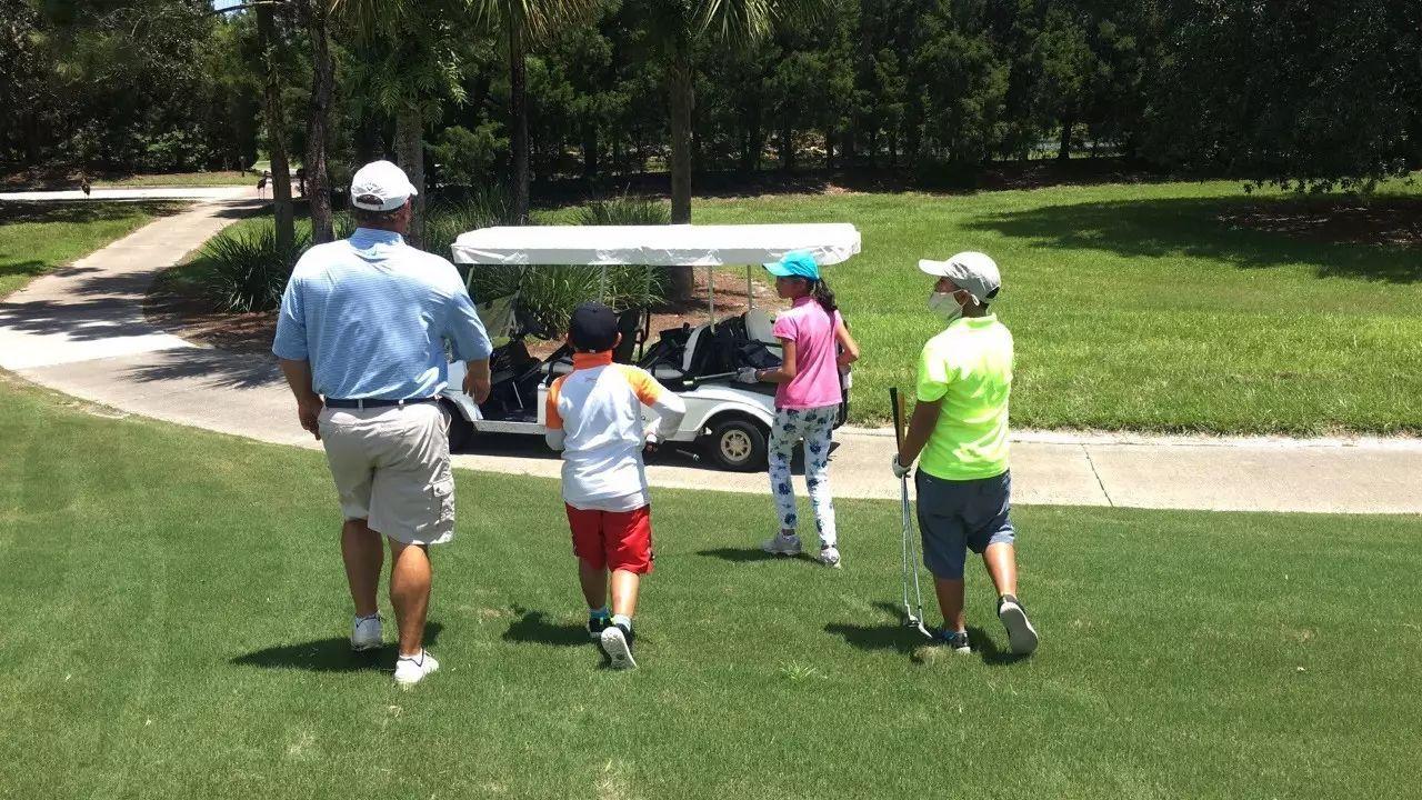 你与美国布拉斯高尔夫训练营,只差着8个问题的距离!