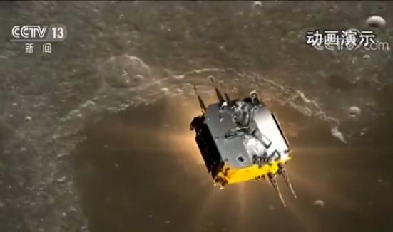 据介绍,嫦娥五号月球探测器包括轨道器、返回器、上升器