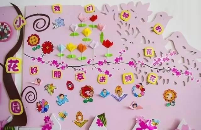 幼儿园冬天主题墙环创