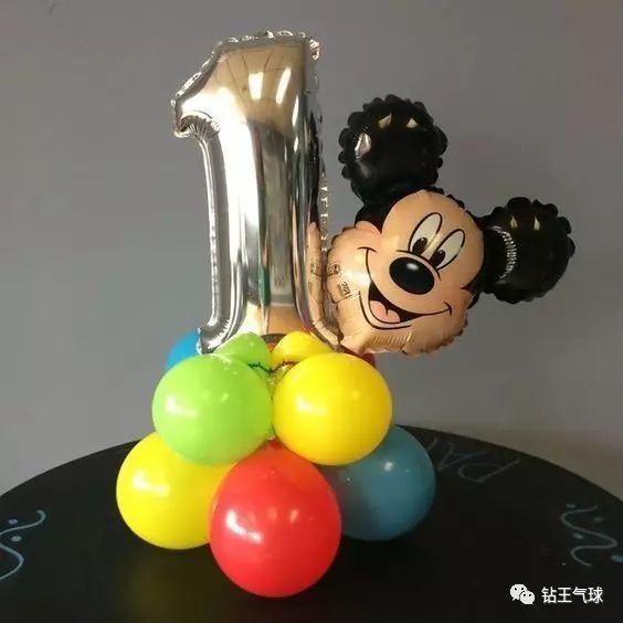 最简单的编气球方法-简单的气球编法小动物-1个长气球