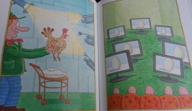 【多莱晚安故事】下怪蛋的鸡