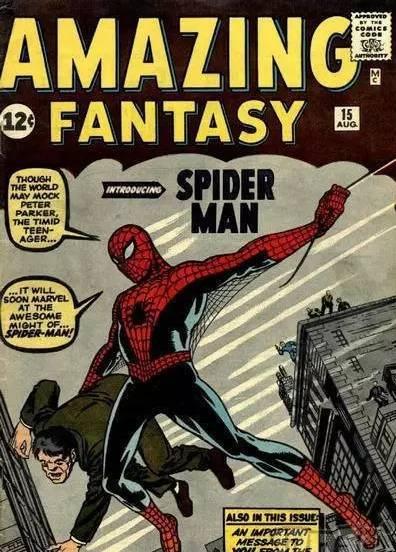 蜘蛛侠 - 英雄归来,传奇英雄梦!图片