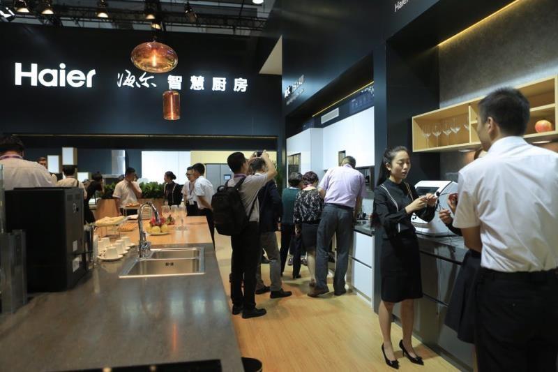 张东立:海尔厨电引领行业进入智慧物联时代