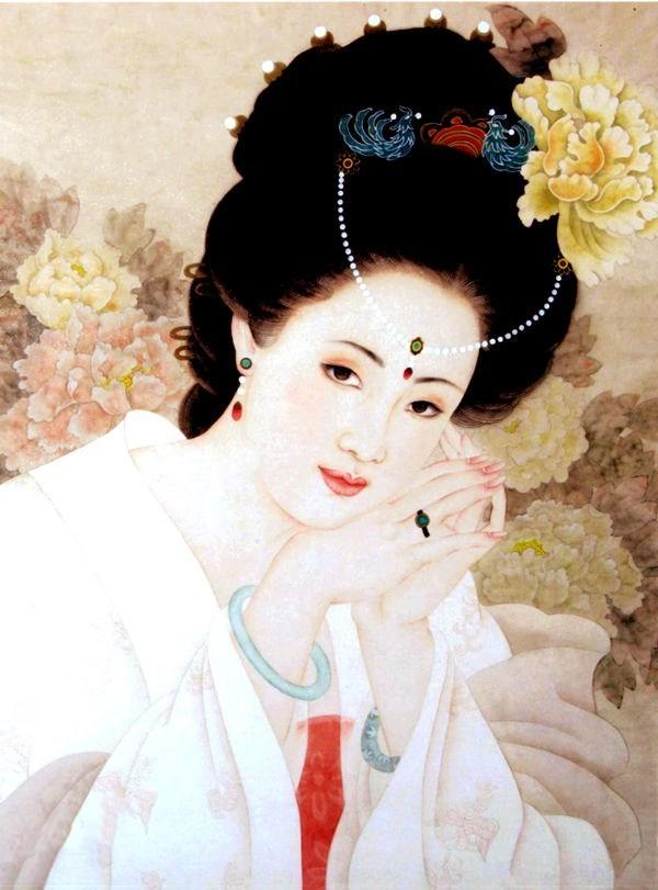 纤细高挑的唐朝杨贵妃为何到了宋朝就开始变成胖美人图片
