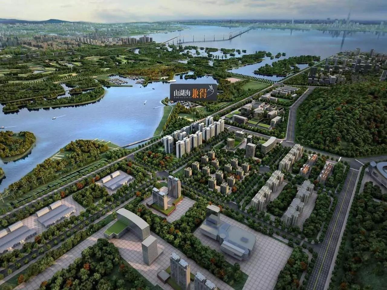 湾区城市设计平面手绘