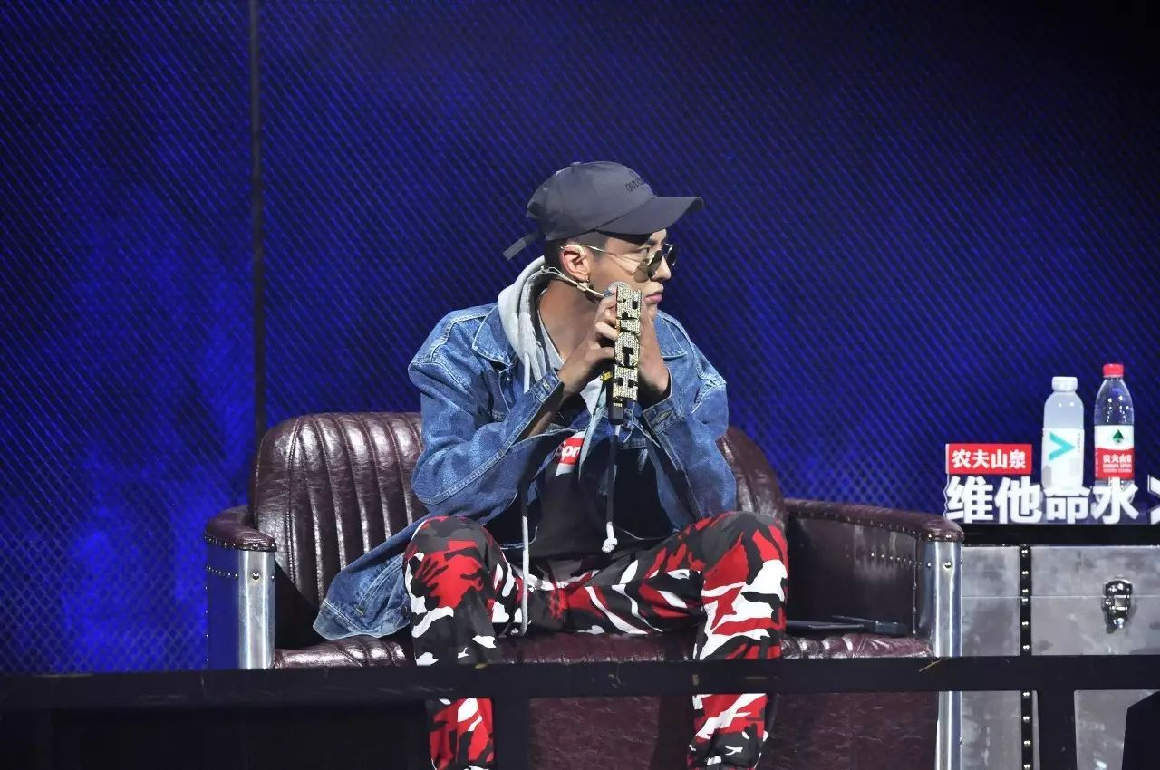 中国有嘻哈这么火不来几身嘻哈装都会被diss?