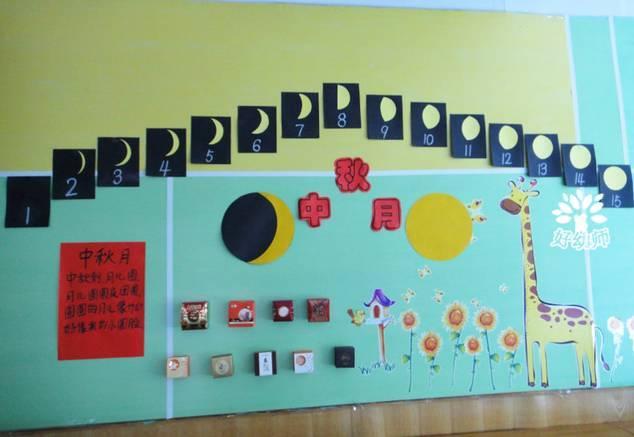 幼儿园国庆节手工制作花灯