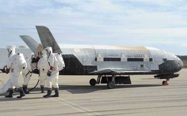 面对美国人的空天战机 我国有这款神器可以应对!