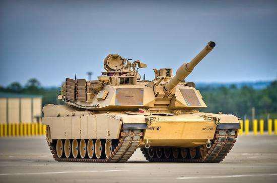 美国签订近亿美元合同升级主战坦克:大幅提高信息化作战能力!