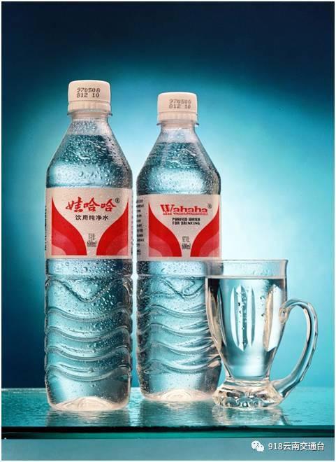 1995年,娃哈哈瓶装水上市图片