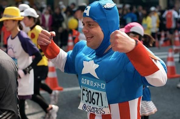 沈阳马拉松 明日开跑,如何成为一名优 xuan 雅 ku 的跑者