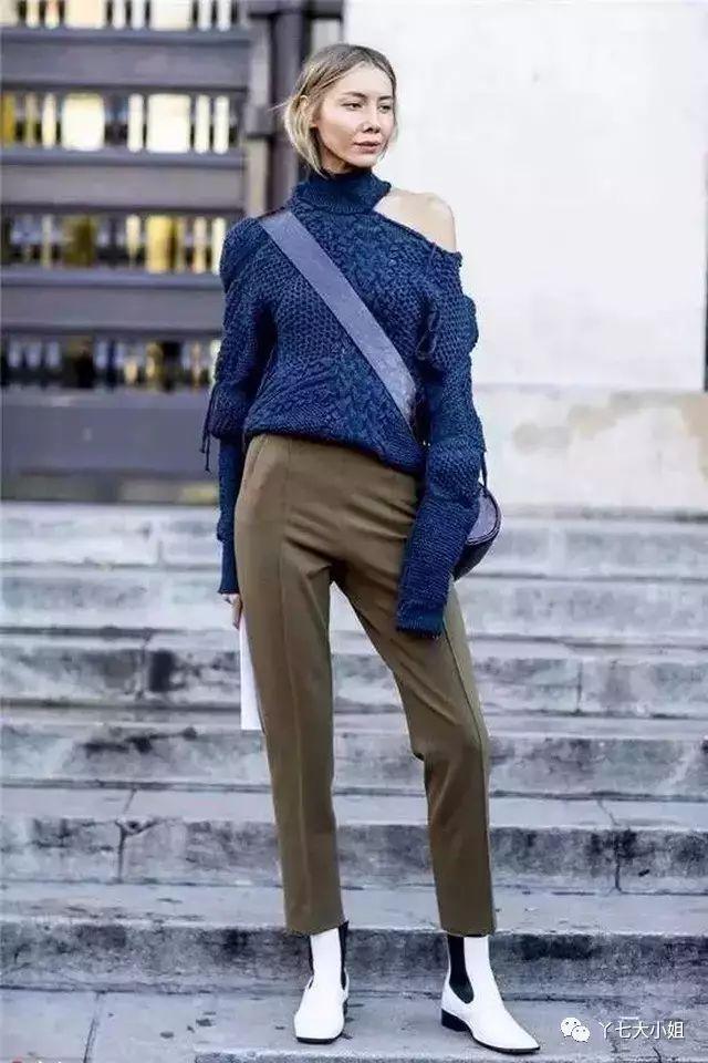 这条裤子,拯救腿粗、腿弯、臀大、假胯宽! 20