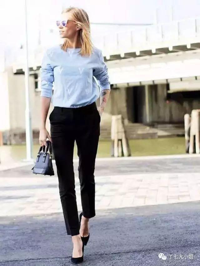 这条裤子,拯救腿粗、腿弯、臀大、假胯宽! 44