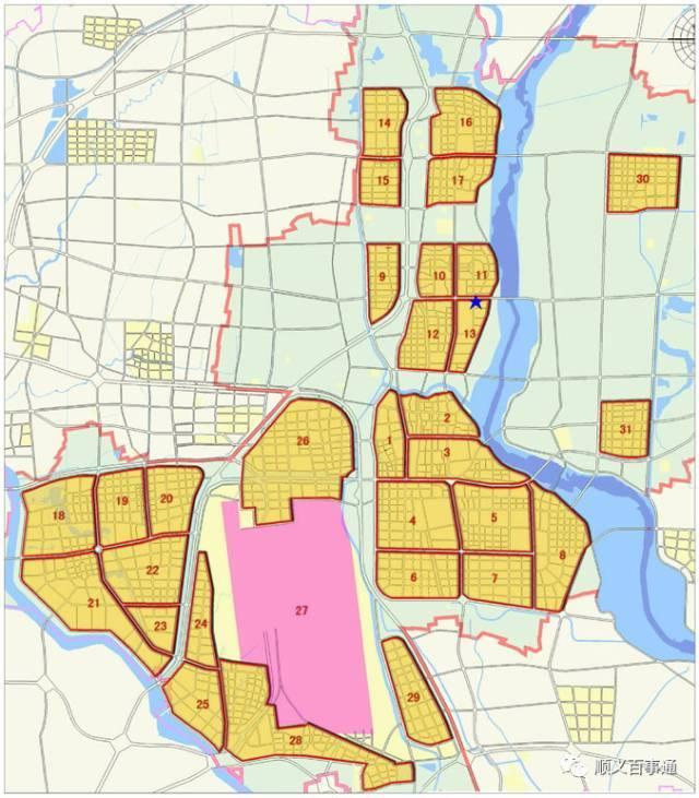 顺义三处共有产权住房地址公布,价格2.2万-2.4万