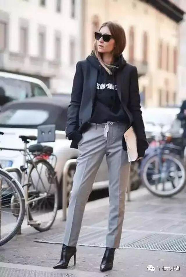 这条裤子,拯救腿粗、腿弯、臀大、假胯宽! 21