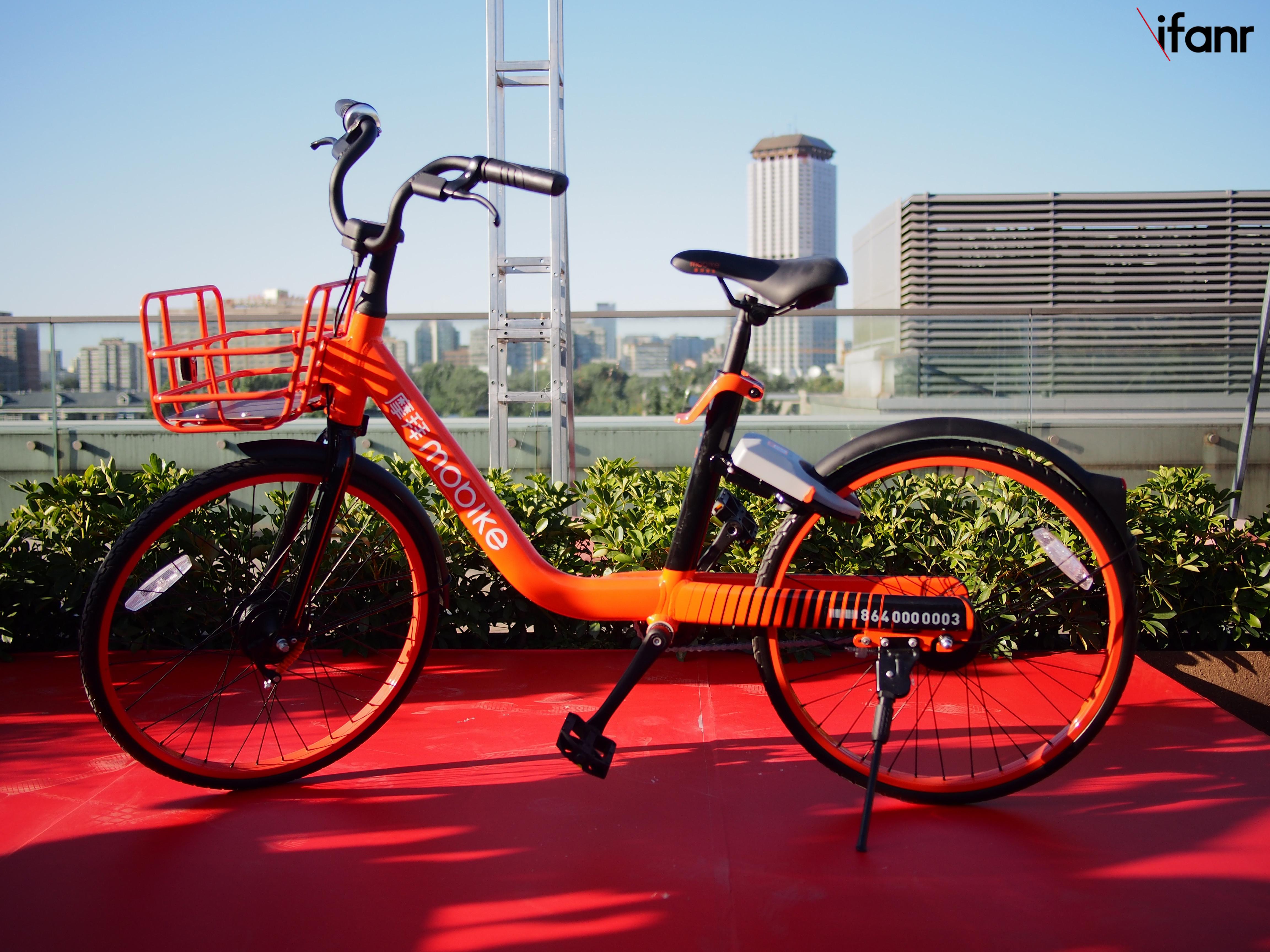 重新设计了每一个零件,摩拜单车造出了「行业