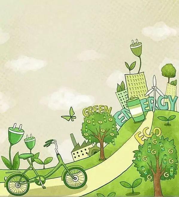 环保设计图片简单图片