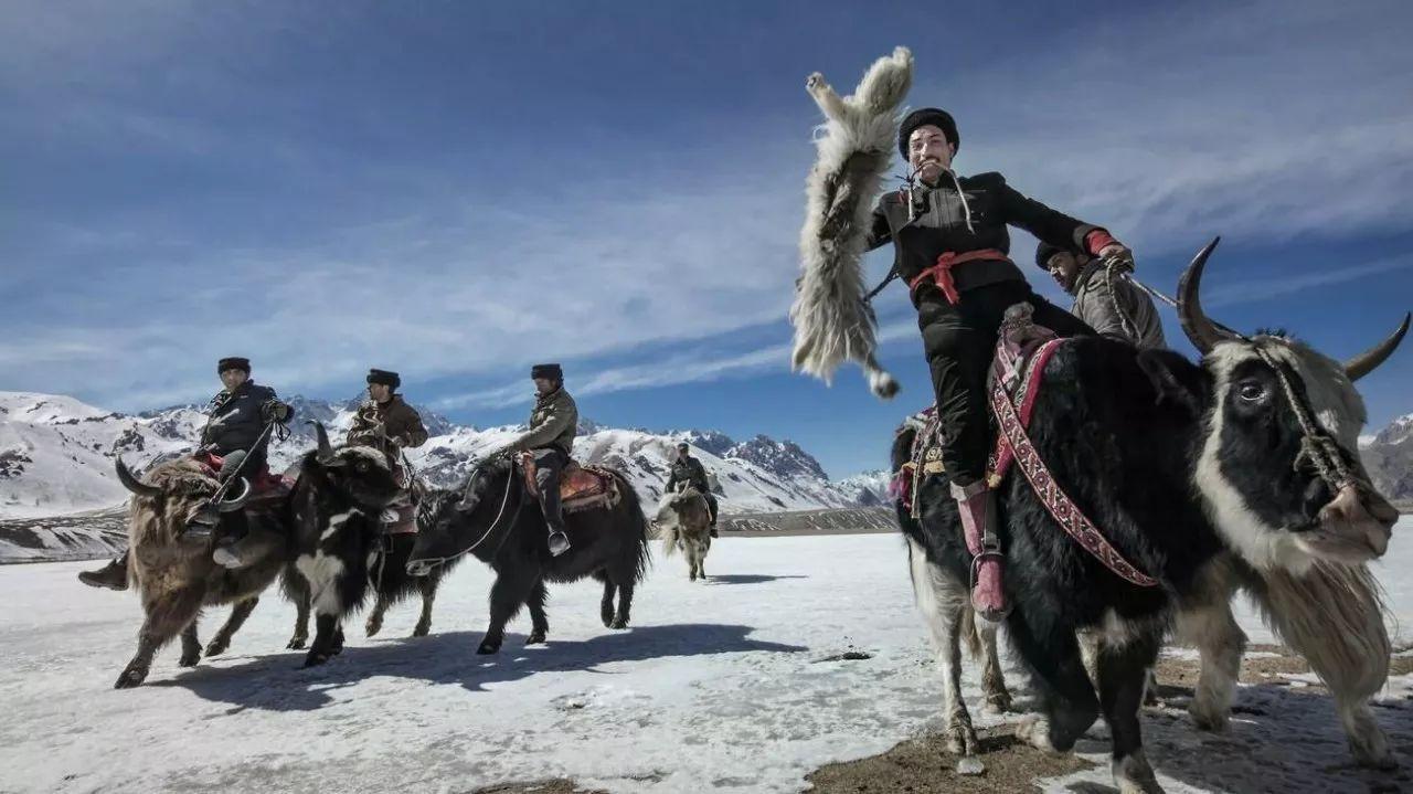 非遗日历丨塔吉克族牦牛叼羊 – ET旅行者