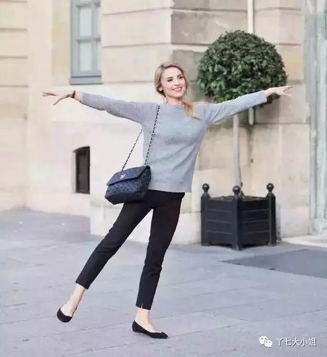 这条裤子,拯救腿粗、腿弯、臀大、假胯宽!