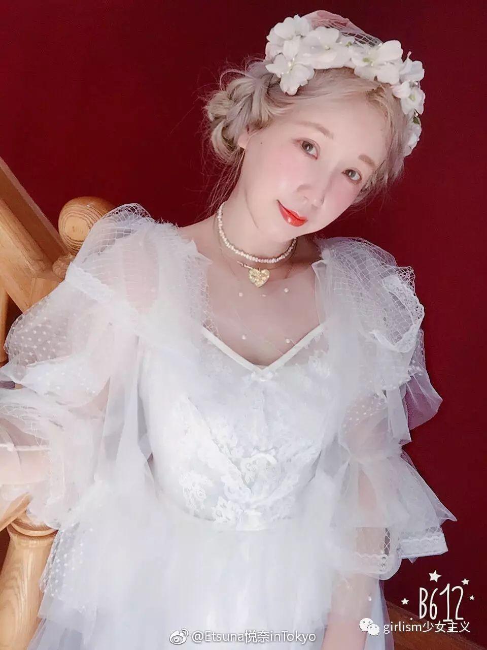 【搭配推荐】Lolita每日穿搭(2017.9.24) 1