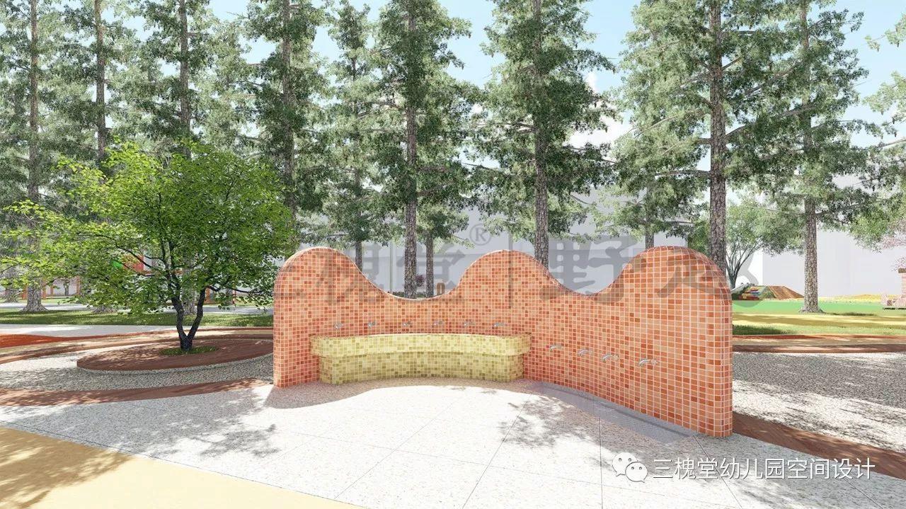 三槐堂│幼儿园户外给排水设计小结
