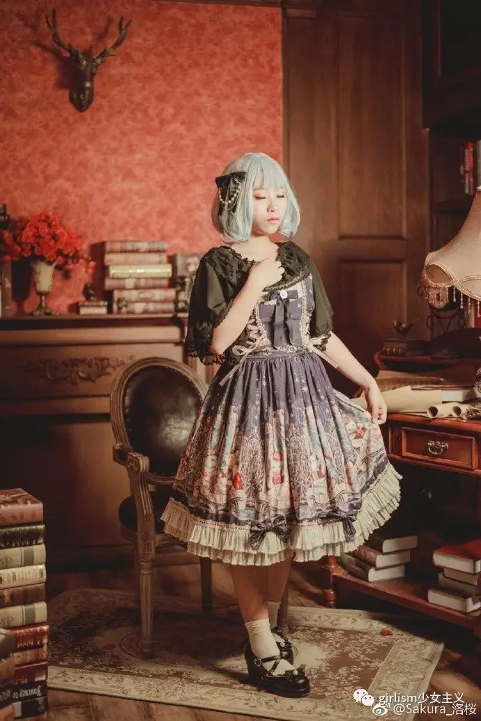 【搭配推荐】Lolita每日穿搭(2017.9.24) 11