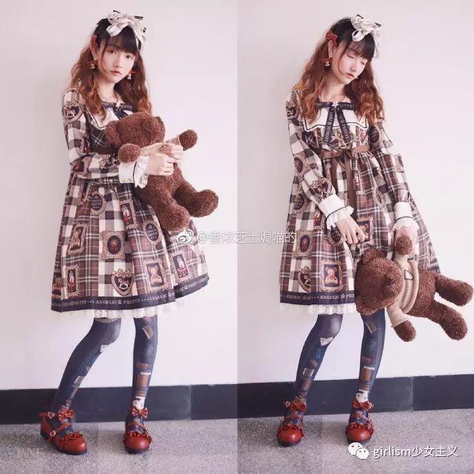 【搭配推荐】Lolita每日穿搭(2017.9.24) 8