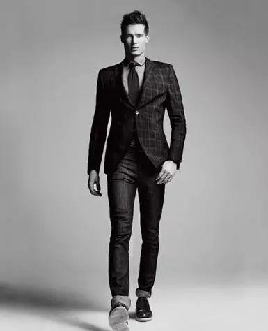 绅士最爱的格纹西装不会穿?我来教你呀 ! 31