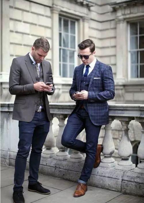绅士最爱的格纹西装不会穿?我来教你呀 ! 30