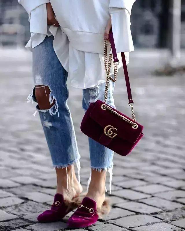杨幂娜扎抢着穿的这双鞋,显高又显瘦,四季都能穿! 9