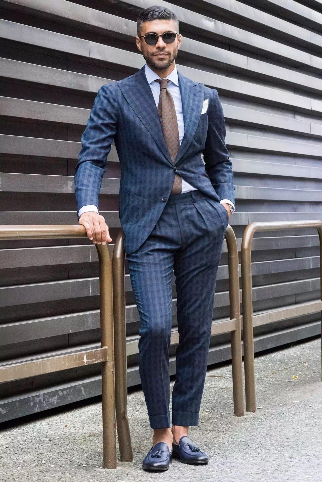 过渡季,型男们怎么玩转穿衣Style? 1