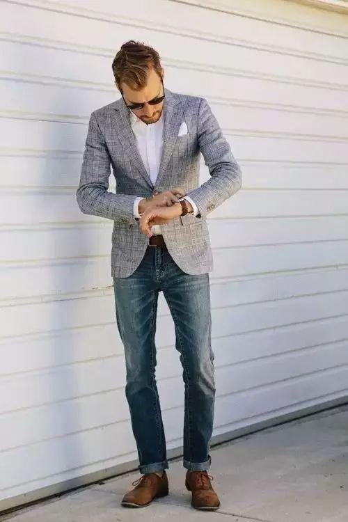 绅士最爱的格纹西装不会穿?我来教你呀 ! 32
